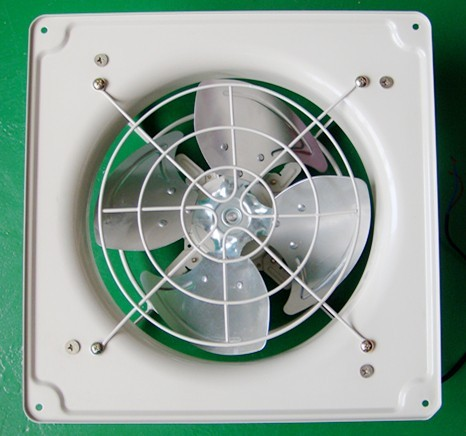 Ventilation Exhaust Fan Wall And Window Mounted Bathroom Ventilation Fan