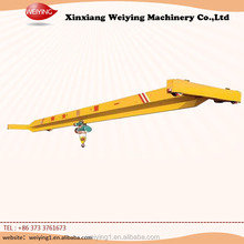 Single Beam Bridge 5 Ton Overhead Crane Price
