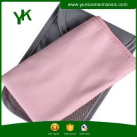 Wholesale Microfiber Suede Sports/Gym/Yoga Towel with Mesh Bag