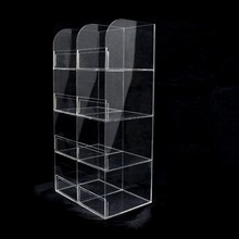 2016 Latest Model Customize Any Size Acrylic Display Box to show all products