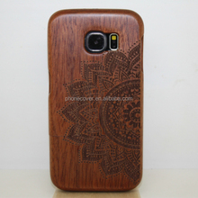 2016 New arrival genuine real wood fancy cell phone case for samsung galaxy s4