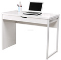 Hot selling low price wooden double sided office desk with drawers