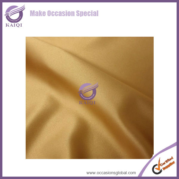 #20818 sand gold cheap disposable lamour satin wholesale wedding party 120 round banquet plaid disposable round tablecloths