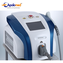 Apolomed Newest painless big spot 808nm diode laser hair removal for slimming