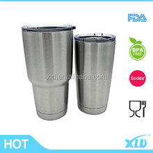 Wholesale stainless steel thermos double wall tumbler