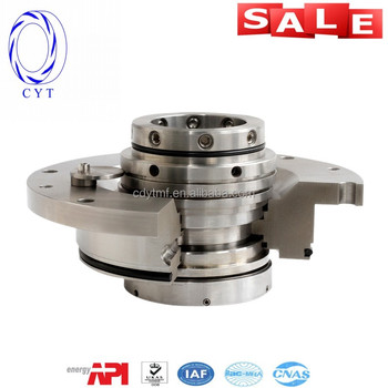 SAF Cartridge mechanical seal for pressuried screen