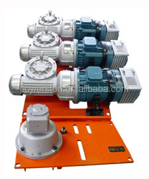 YZZ132M-4 industrial AC three phase asynchronous motor 15KW
