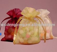 organza pouch&gift bag &packing pouch