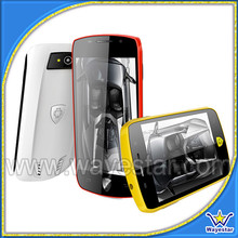 MTK6572W 1.3G Dual Core Navigation GPS Chip Built-in 3G Cell Phone 3.97inch IPS
