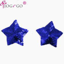 Star Shape Super Naked Young Girls Bra Sticky Breast Covers Sexy Decorative Nipple Cover