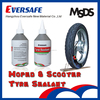 Eversafe China Bicycle High Quality Accessories Tire Sealant Liquid Antipuncture 250ml (ESM250-W)