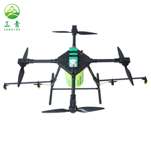 High quality material Agricultural uav drone for Agricultural spraying operations