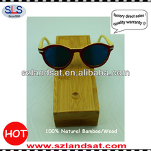 2014 hot sale polarized wood sunglasses bamboo sunglasses BG009