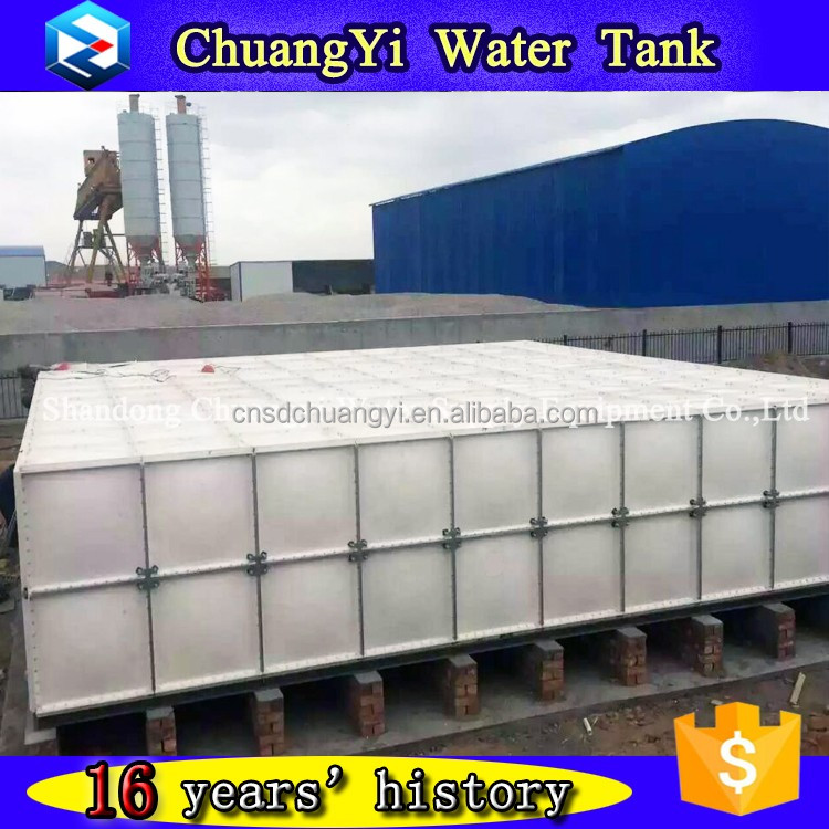High Quality Cheap Price FRP Modular Water Tank For Drinking Water or Fire Water Above Ground