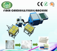 pillow machinery ; pillow stuffing machine with low cost