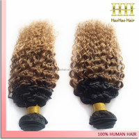 High quality top selling ombre hair color chart