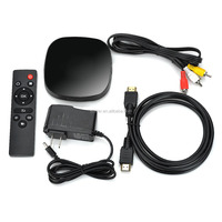 Ready Stock IPTV Cable TV Set Top Box Price with CCCAm Newcam WiFi YouTube Full HD Receiver