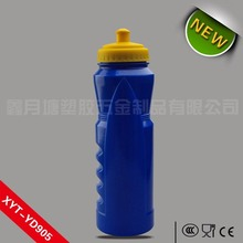 Wide mouth empty soft squeeze silicone travel bottle tube/plastic squeeze bottle