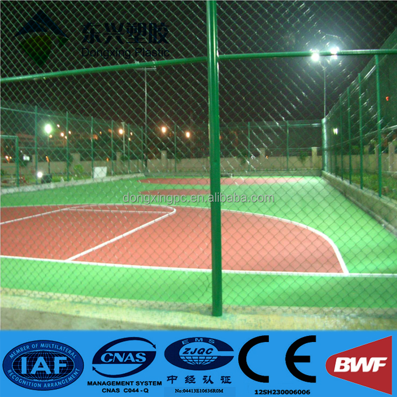 Indoor and outdoor Basketball court flooring/playing court flooring material