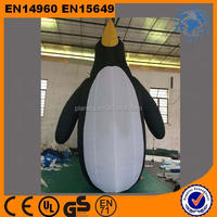 High Quality Giant Inflatable Penguin Animals For Advertising