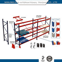 China Supplier Cheap Heavy Duty Scale Warehouse Racking System