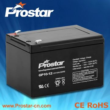12V 10AH China Manufacturing Batteries