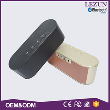 Customized new arrival small stereo portable wireless music hifi bluetooth speaker