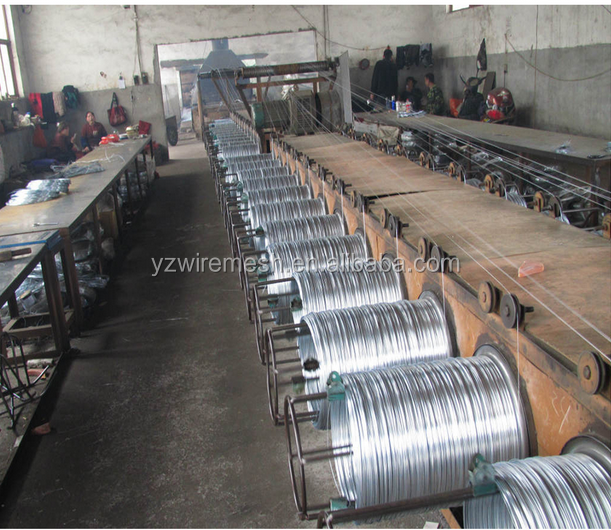 2016 electro galvanised iron wire/galvanzied iron wire 1.25mm alibaba