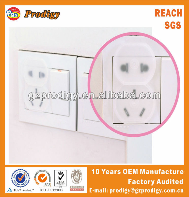Home Safety Plug Socket Covers Baby Child Proof plug Protector