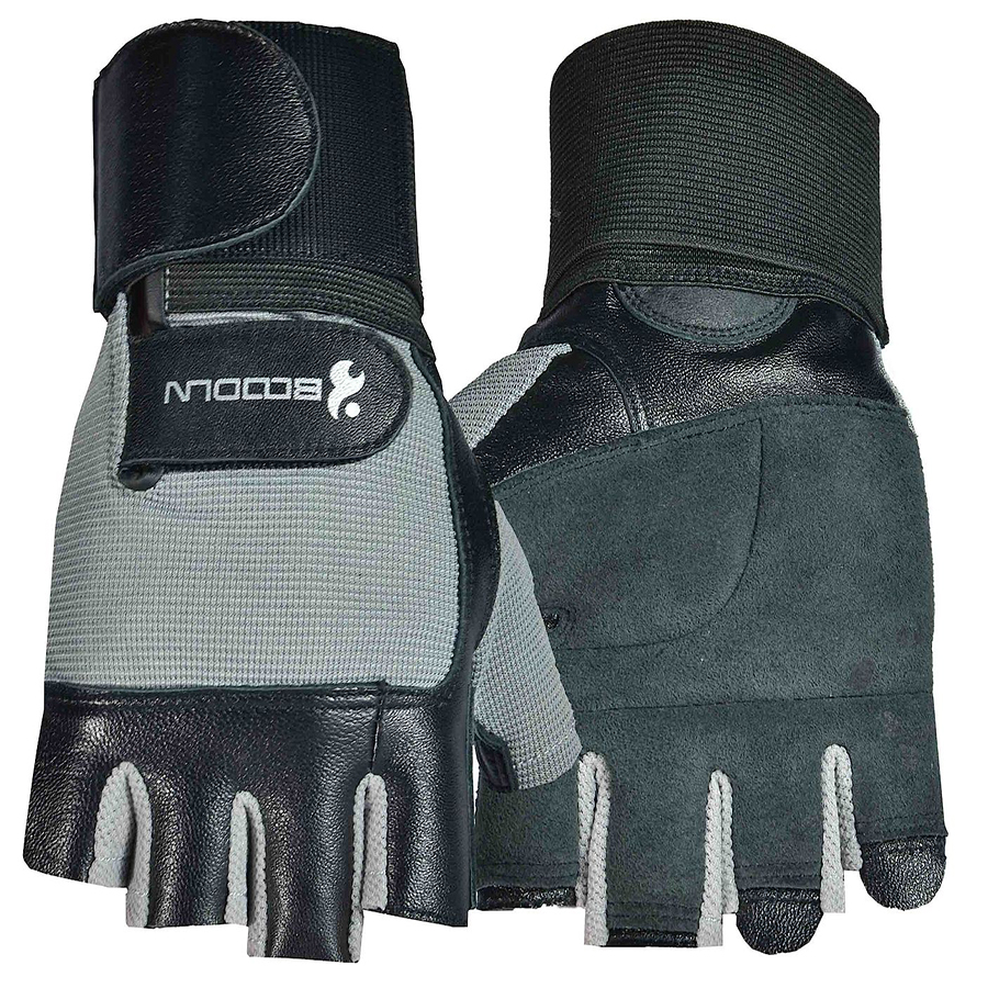 Weight Lifting Gloves With Wrist Support For Gym Workout Crossfit Weightlifting Fitness & Cross Training