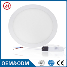 20w smd 2835 round small roof led wall model panel light