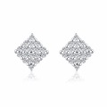 Wholesale Jewelry New Design Women AAA Zircon Earring from China factory
