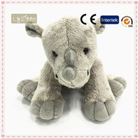 I-Green Toy Series-Fashional Style toy lovely environmentally friendly Soft doll rhino