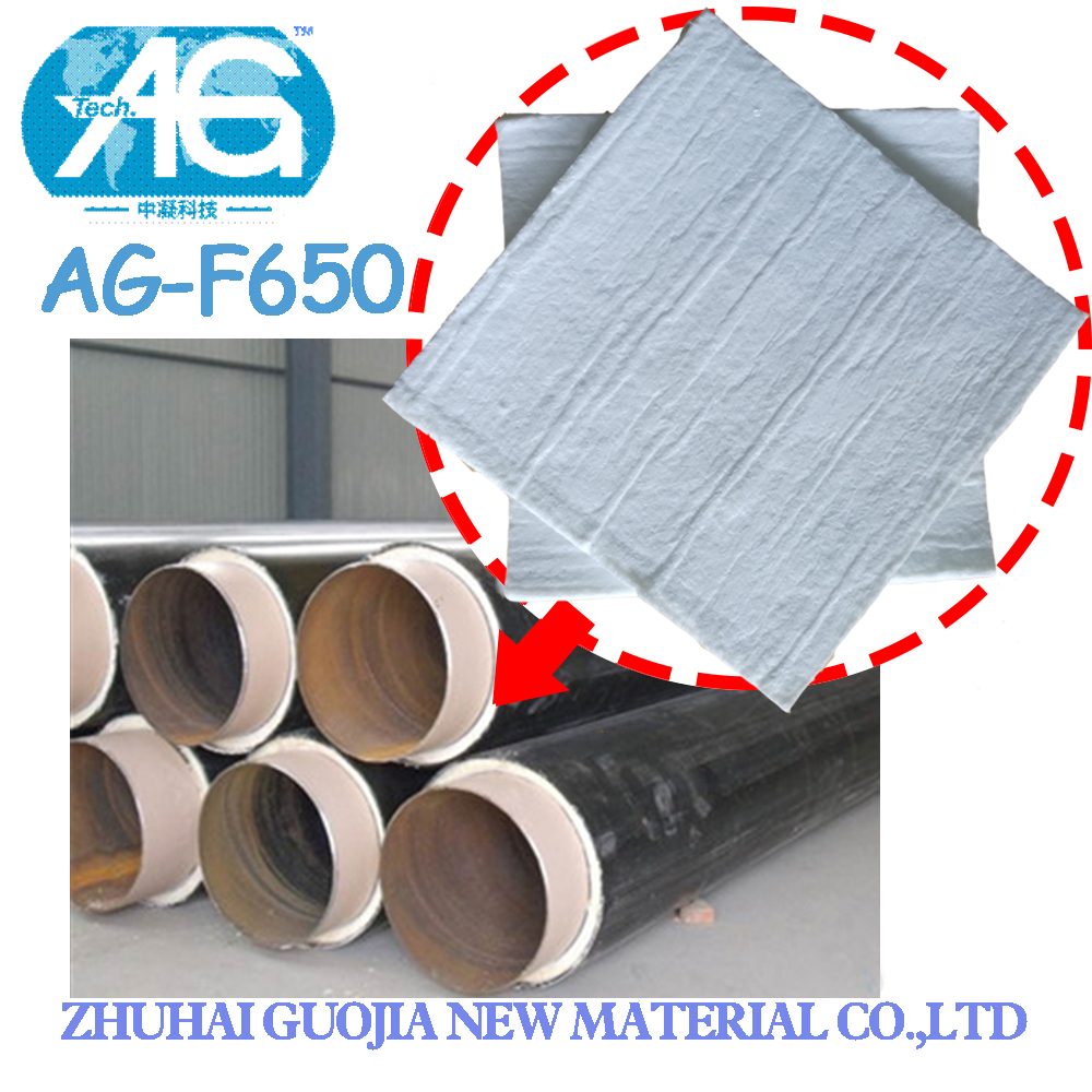 Steam Pipe Insulation Non-toxic OEM Energy Efficient Excellent thermal stability Good Aerogel Insulation