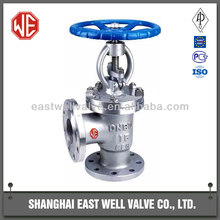 Casting Steel Globe Valve Specialized Designs From Shanghai East Well