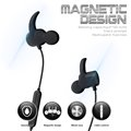 New Design bluetooth Headset with Magnetic style R1615 headphone Bluetooth With Ear Hook For Sports And Long working Time.