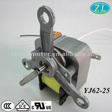 120v electric CL.H oven fan motor low noise long life small motor shaded pole motor