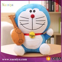 Wholesale High Quality Cat Plush Toys Custom Plush Doraemon Soft Toy