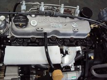 nissan k25 engine