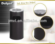 2015 outdoor stainless cigarette bin ash dust bin