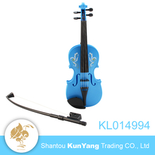 Baby musical toys violin best kids toy plastic blue violin