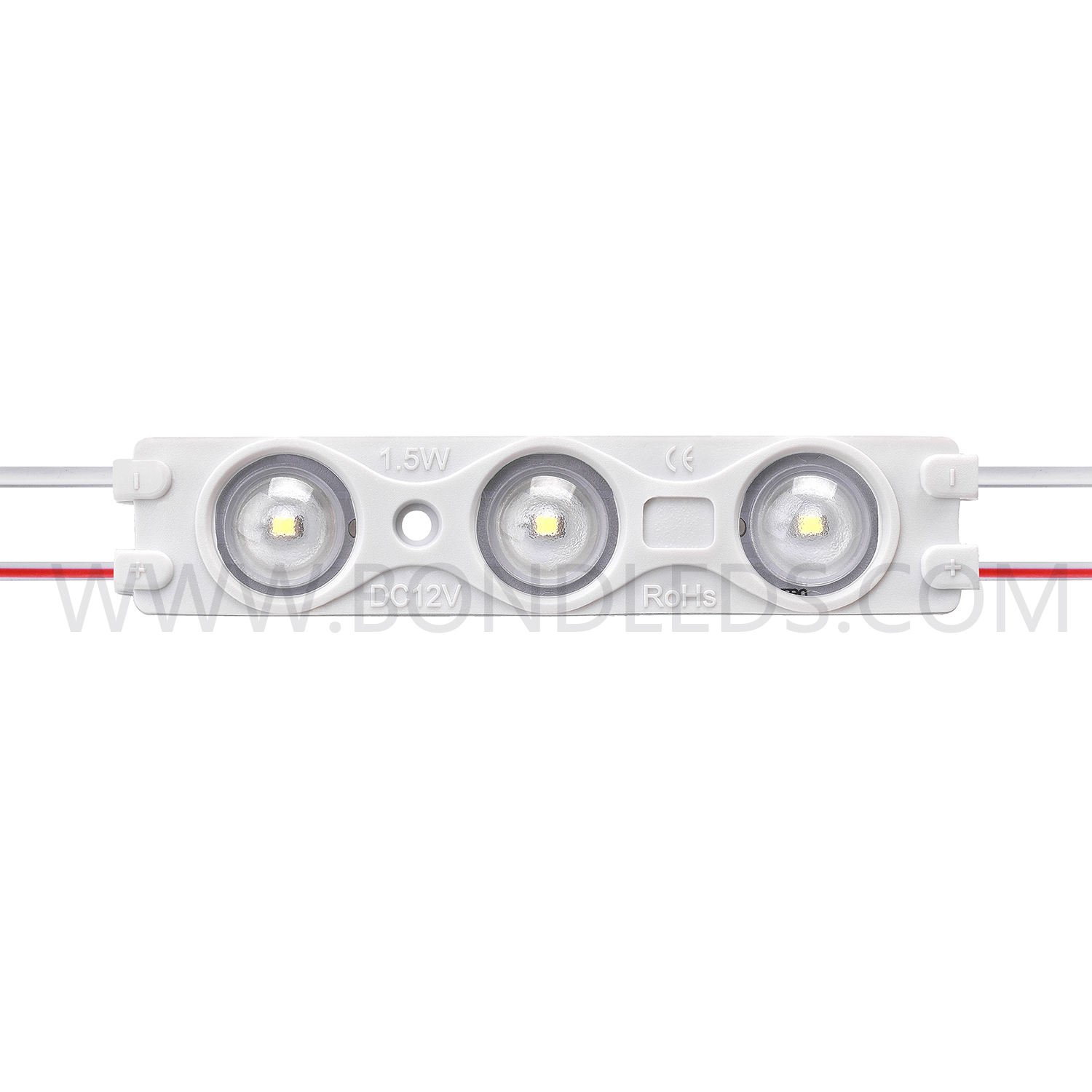 1.5W Cheap price warm white cold  White led module  DC12V 2835 injection module SMD LED Module for sign