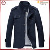 Custom made slim fit stand collar men chinos Jacket