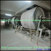 Factory Offer White Powder Melamine 99.8%min