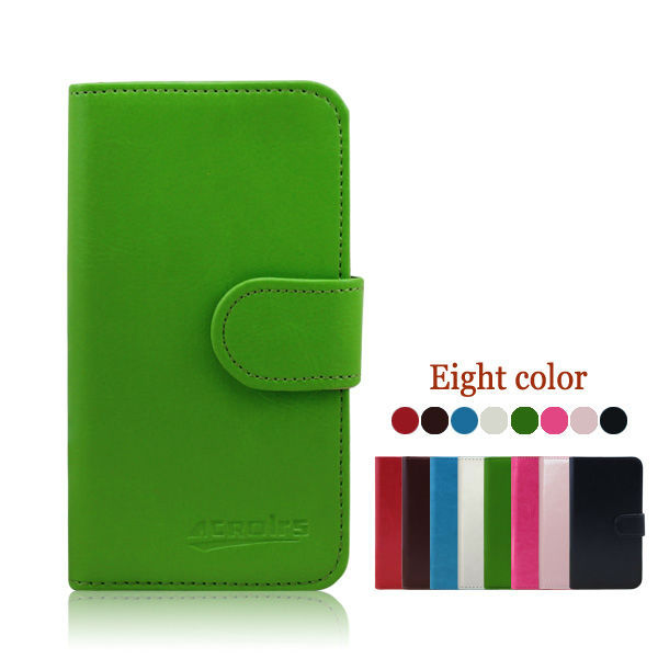 simple design pu leather flip cover for LG Spectrum II 4G VS930/Revolution 2 case