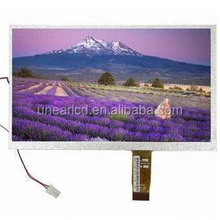digital lcd screen 800x480 tft lcd display tft lcd 7 inch UNTFT40172