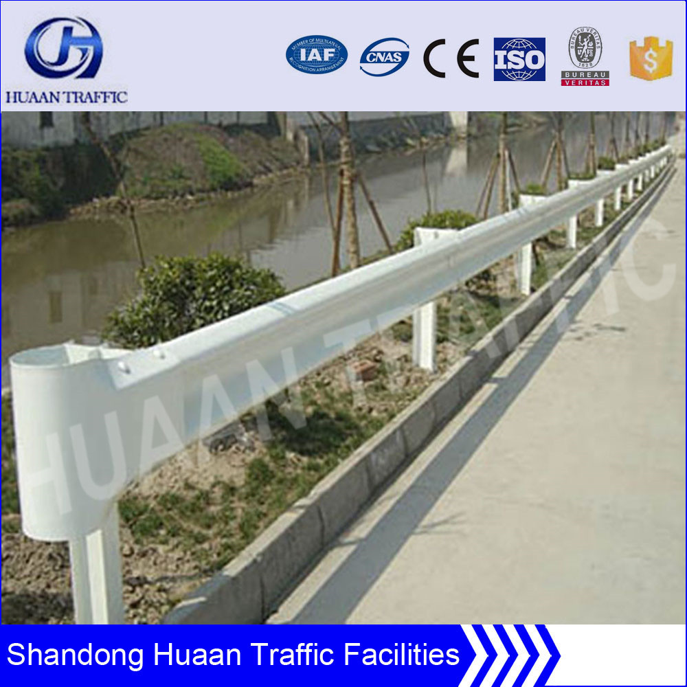 Highway safety used guardrail manufacturer