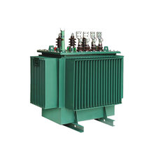 20/0.4kv oil immersed power distribution transformer 1500kva