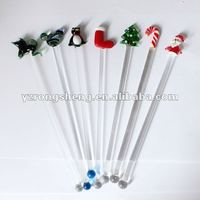 glass stir stick mixing stirrer swizzle stick