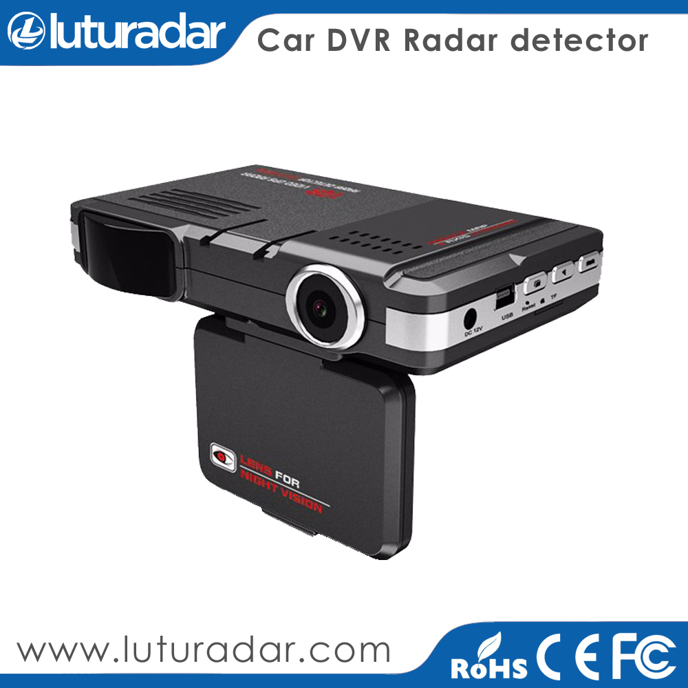 User Manual HD 720P Car Camera DVR Video Recorder VGR-B with Radar Detector <strong>K</strong> Ka band